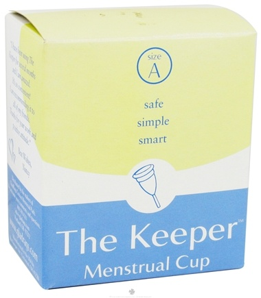 DROPPED: Glad Rags - The Keeper Menstrual Cup Size A - CLEARANCE PRICED