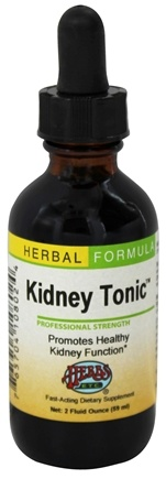 Herbs Etc - Kidney Tonic Professional Strength - 2 oz.