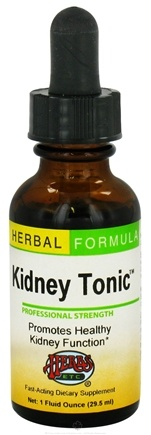 DROPPED: Herbs Etc - Kidney Tonic Professional Strength - 1 oz. CLEARANCE PRICED