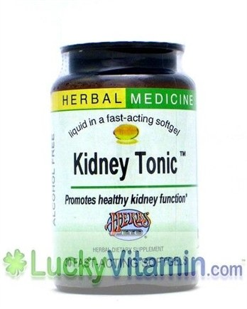 DROPPED: Herbs Etc - Kidney Tonic - 30 Softgels