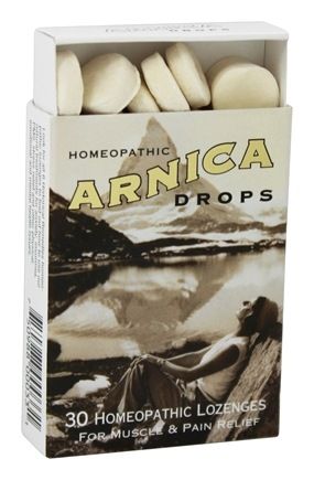 Historical Remedies - Homeopathic Arnica Sore - 30 Lozenges