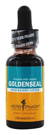 Herb Pharm - Goldenseal Extract - 1 oz.
