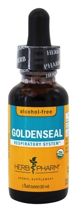 DROPPED: Herb Pharm - Goldenseal Glycerite - 1 oz. CLEARANCE PRICED