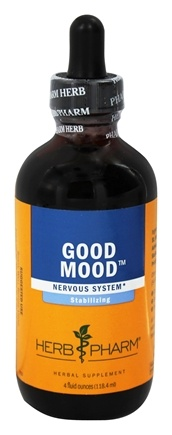 Herb Pharm - Good Mood Tonic - 4 oz.