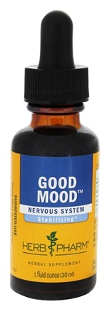 DROPPED: Herb Pharm - Good Mood Tonic - 1 oz. CLEARANCE PRICED