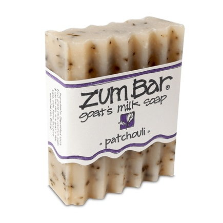 Indigo Wild - Zum Bar Goat's Milk Soap Patchouli - 3 oz.