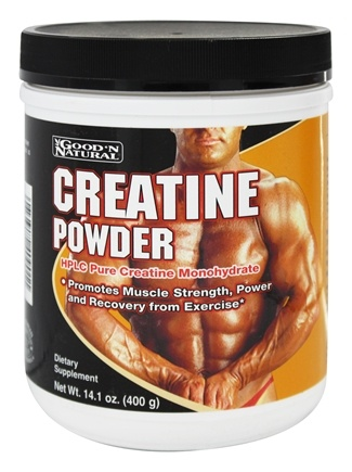 DROPPED: Good 'N Natural - Creatine Powder - 14.1 oz.