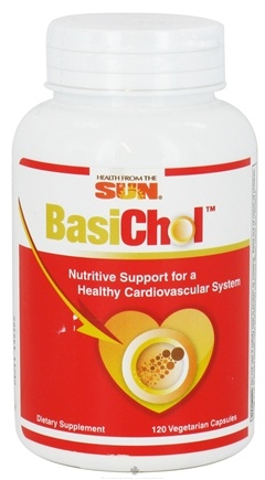 DROPPED: Health From The Sun - Basikol Capsules - 120 Capsules
