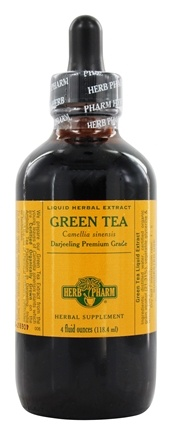 Herb Pharm - Green Tea Extract - 4 oz.