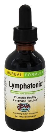 Herbs Etc - Lymphatonic Professional Strength - 2 oz.