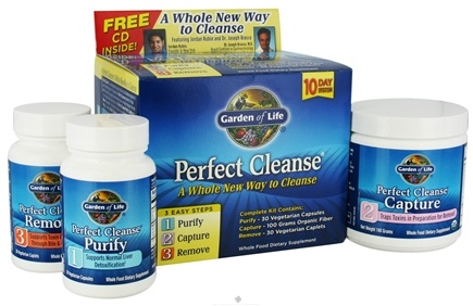 Garden of Life - Perfect Cleanse Kit