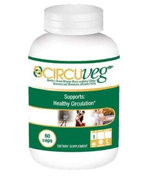 DROPPED: Health From The Sun - Circuveg - 60 Capsules