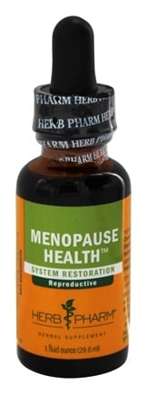 DROPPED: Herb Pharm - Healthy Menopause Tonic - 1 oz.
