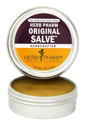 Herb Pharm - Original Salve - 1 oz. formerly Herbal Ed's Salve
