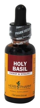 Herb Pharm - Holy Basil Extract - 1 oz.