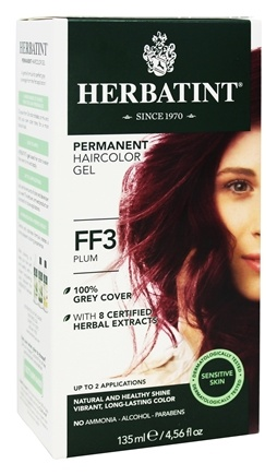 Herbatint - Flash Fashion Plum - 4.5 oz.