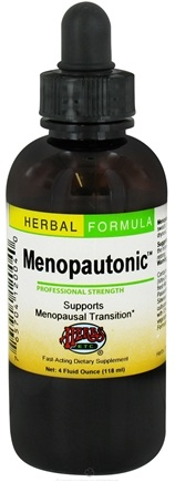 DROPPED: Herbs Etc - Menopautonic Professional Strength - 4 oz.
