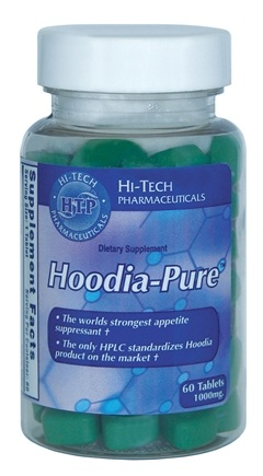 DROPPED: Hi-Tech Pharmaceuticals - Hoodia-Pure 1000 mg. - 60 Tablets CLEARANCE PRICED