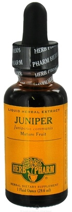 DROPPED: Herb Pharm - Juniper Extract - 1 oz. CLEARANCE PRICED