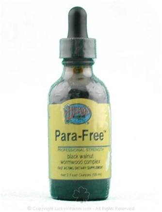 DROPPED: Herbs Etc - ParaFree - 2 oz.