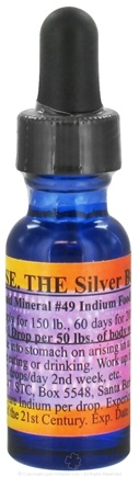 IndiumEase - IndiumEase Liquid - The Silver Bullet - 0.5 oz.