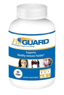 DROPPED: Health From The Sun - FluGuard - 90 Capsules