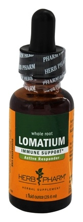 Herb Pharm - Lomatium Extract - 1 oz.