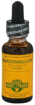 DROPPED: Herb Pharm - Marshmallow Extract - 1 oz. CLEARANCE PRICED