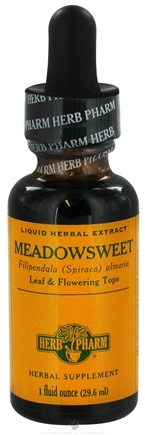 DROPPED: Herb Pharm - Meadowsweet Extract - 1 oz. CLEARANCE PRICED