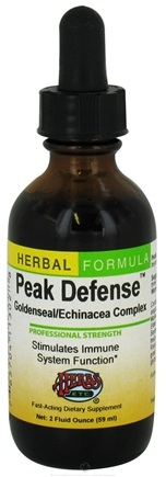 DROPPED: Herbs Etc - Peak Defense Professional Strength - 2 oz. CLEARANCE PRICED