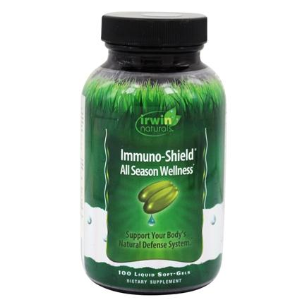 Irwin Naturals - Immuno-Shield All Season Wellness - 100 Softgels