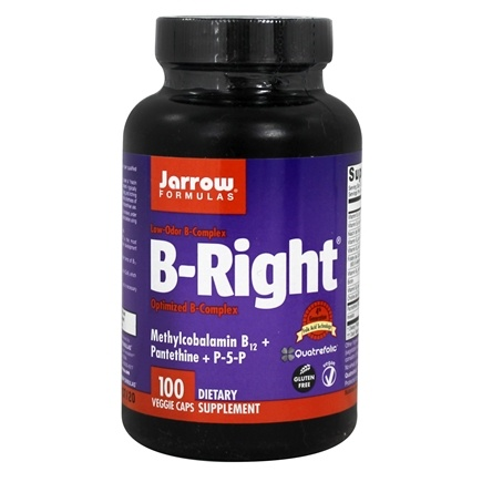 Jarrow Formulas - B-Right Complex - 100 Capsules