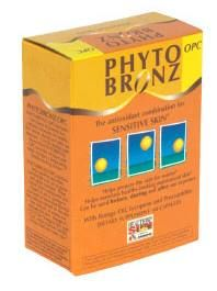 DROPPED: Health From The Sun - Phytobronz - 60 Capsules