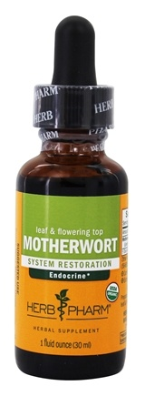 DROPPED: Herb Pharm - Motherwort Extract - 1 oz. CLEARANCE PRICED