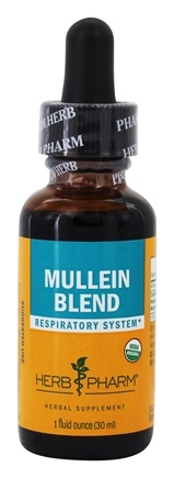 DROPPED: Herb Pharm - Mullein Extract - 1 oz.