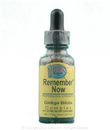 DROPPED: Herbs Etc - Remember Now - 1 oz.