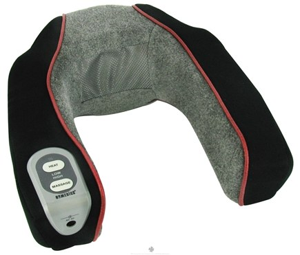 DROPPED: HoMedics - Neck & Shoulder Massager with Heat NMSQ-200 - CLEARANCE PRICED
