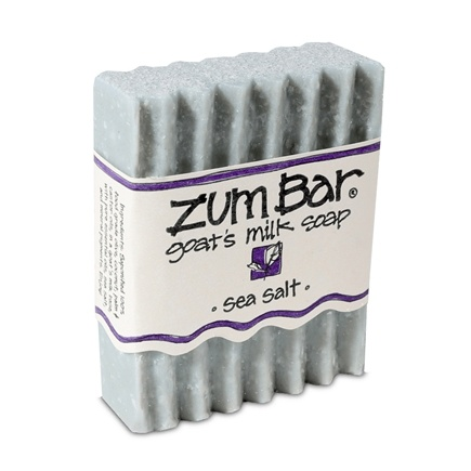 Indigo Wild - Zum Bar Goat's Milk Soap Sea Salt - 3 oz.