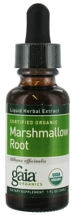 DROPPED: Gaia Herbs - Marshmallow Root Certified Organic - 1 oz.