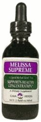 DROPPED: Gaia Herbs - Melissa Supreme - 2 oz.