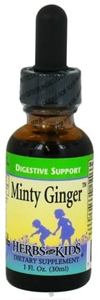 DROPPED: Herbs for Kids - Minty Ginger Blend - 1 oz. CLEARANCE PRICED