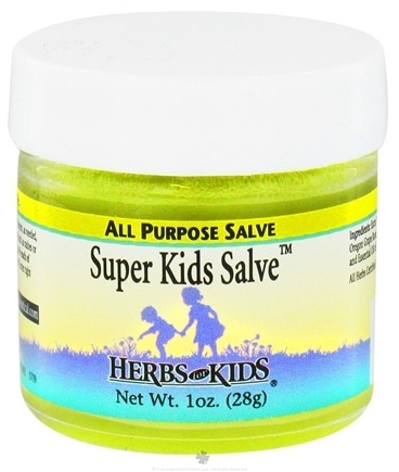 DROPPED: Herbs for Kids - Super Kids Salve - 1 oz.
