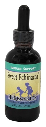 Herbs for Kids - Sweet Echinacea - 2 oz.