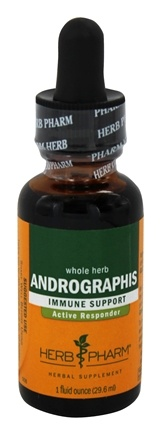 Herb Pharm - Andrographis Extract - 1 oz.