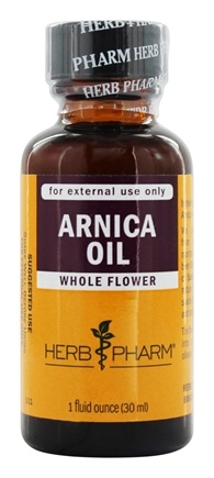 Herb Pharm - Arnica Oil Extract - 1 oz.