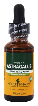 Herb Pharm - Astragalus Extract - 1 oz.