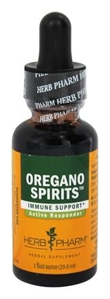 Herb Pharm - Oregano Spirits Extract - 1 oz.
