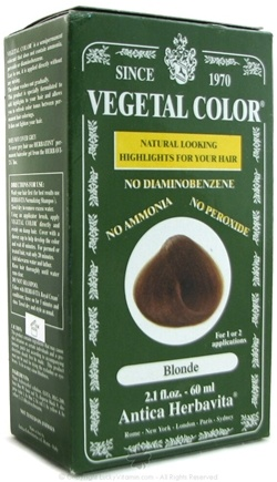 DROPPED: Herbatint - Vegetal Color Blonde - 2 oz. CLEARANCE PRICED