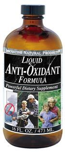 DROPPED: Innovative Natural -  Natural Products powerful Liquid Anti-Oxidant Formula