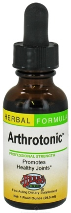 DROPPED: Herbs Etc - Arthrotonic Professional Strength - 1 oz.